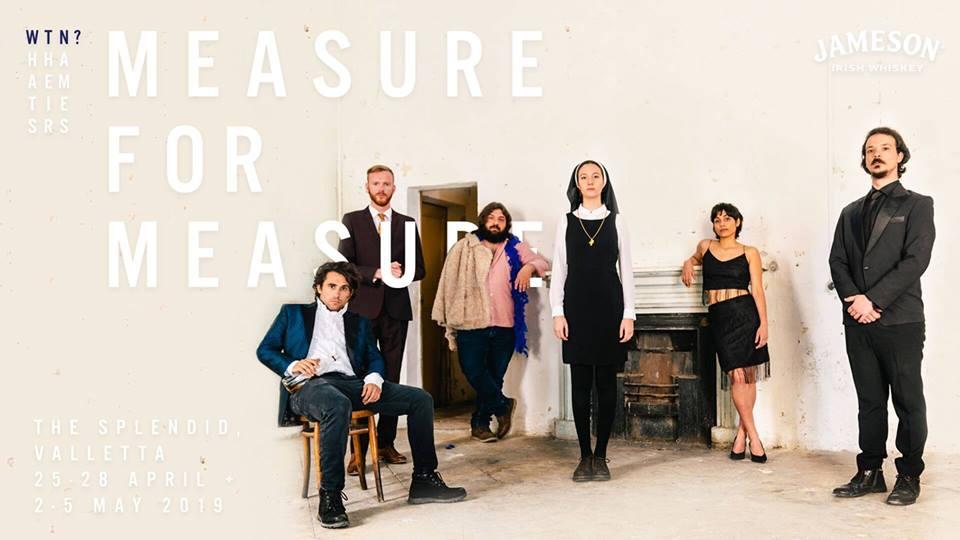 Measure for Measure: Strait Street Shakespeare