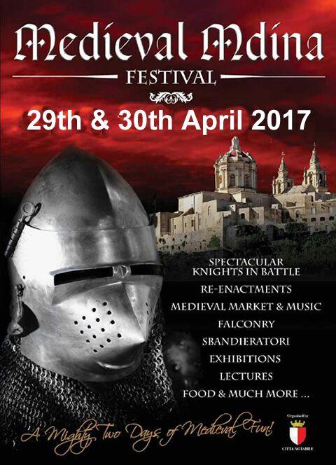 Medieval Mdina 2017