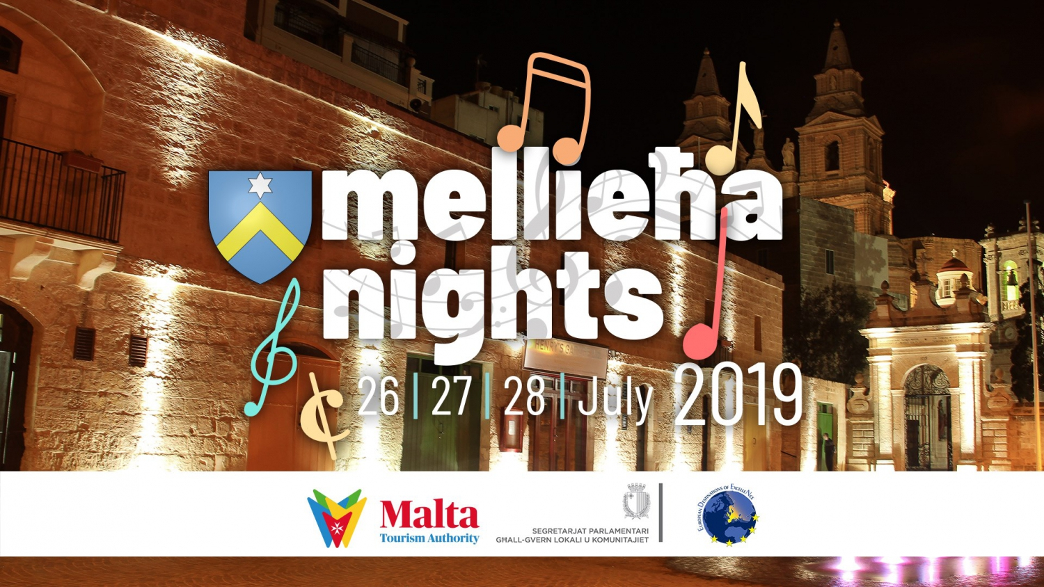 Mellieha Nights 2019