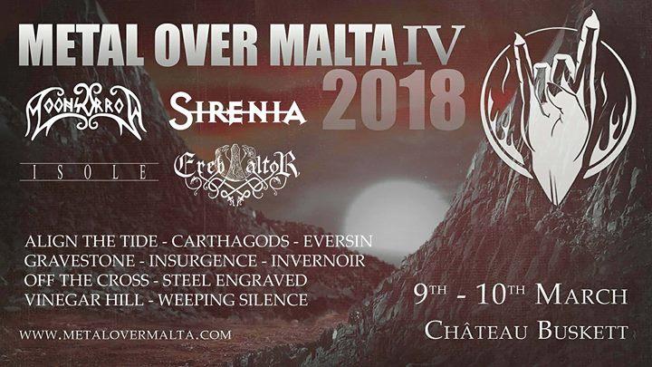 Metal over Malta Festival IV