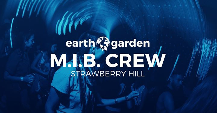 MIB Crew Showcase // Earth Garden Festival Malta 1st of June