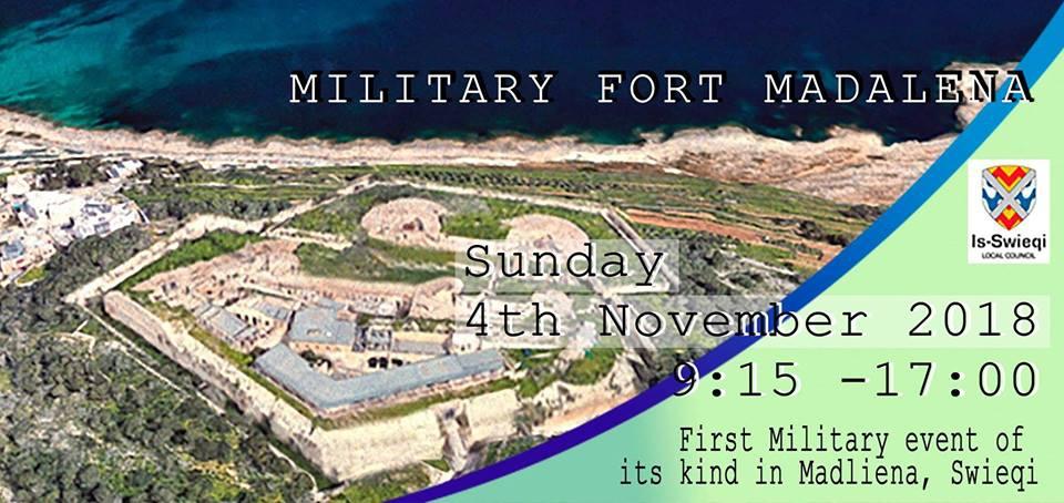 Military Fort Madalena