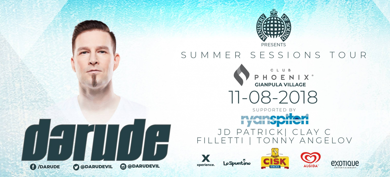 Ministry of Sound presents Darude