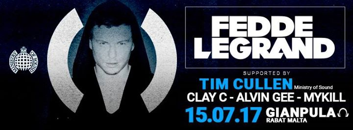 Ministry of Sound Presents Fedde Legrand