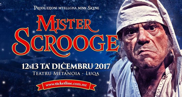 Mister Scrooge