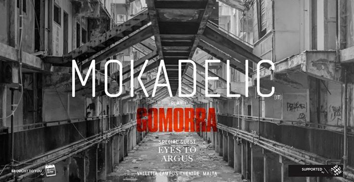 Mokadelic (it) play Gomorra
