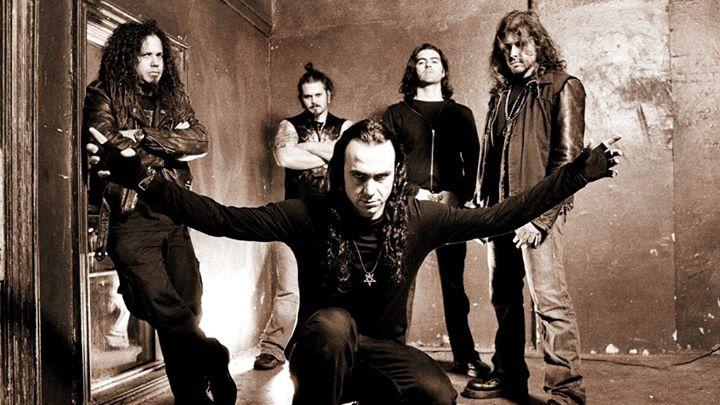 Moonspell / Weeping Silence / Martyrium - Malta