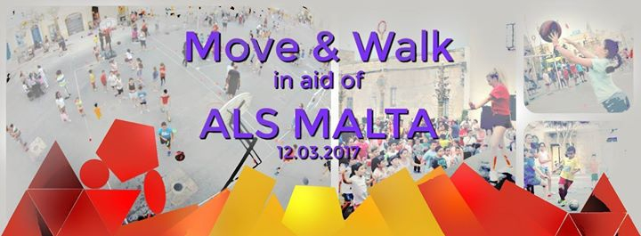 Move & Walk in Aid of ALS Malta