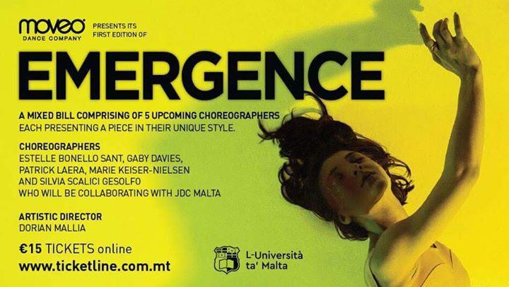 Moveo - Emergence