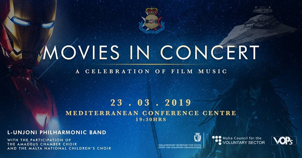 Movies in Concert
