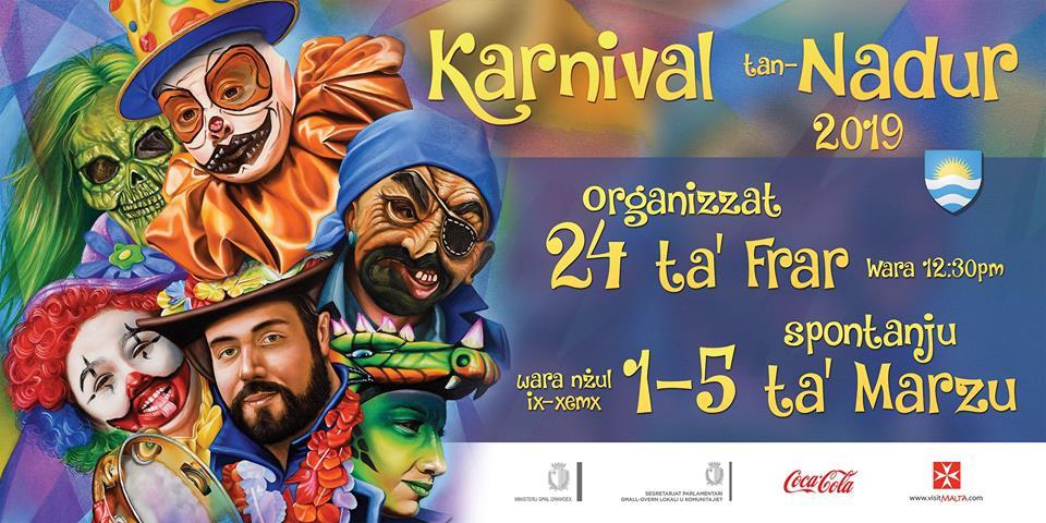 Nadur Carnival 2019