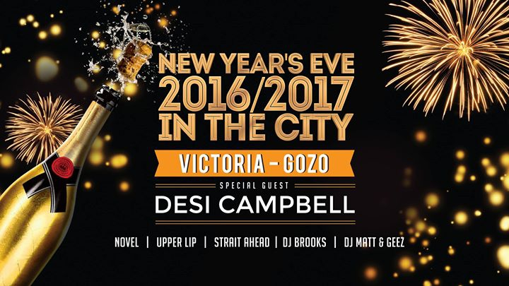NYE 2016/2017 in the City