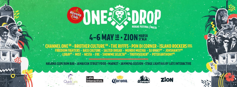 One Drop Reggae Festival