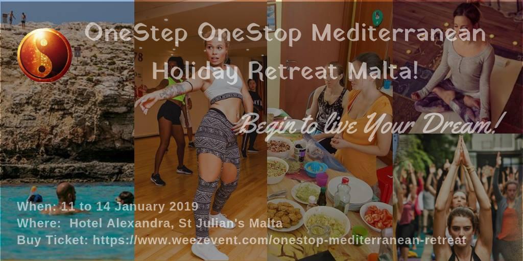 OneStepOneStop Mediterranean Retreat