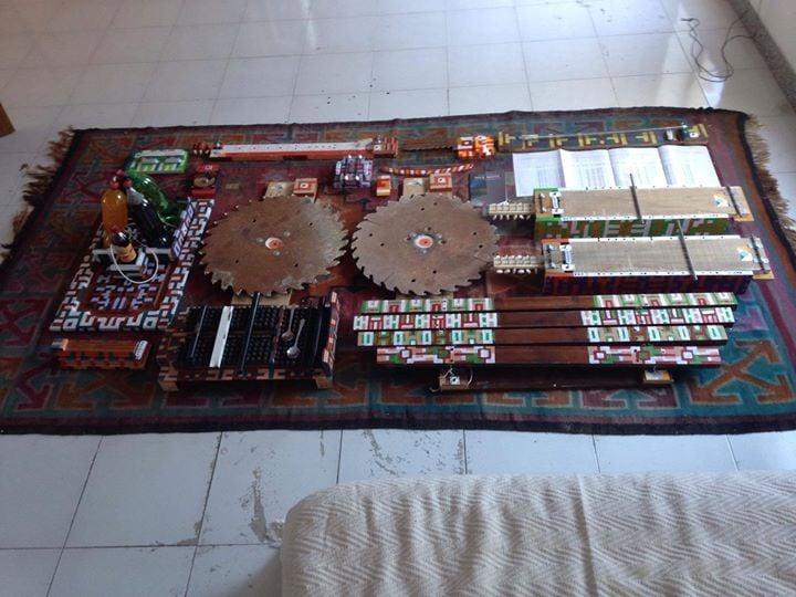 Open Jam Lab – Yuri Landman instruments