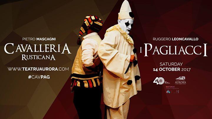 Opera Night: Cavalleria Rusticana, I Pagliacci