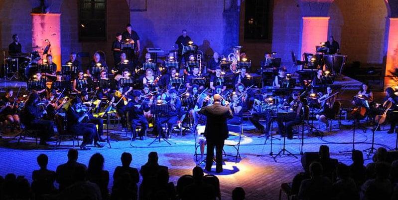 Opera vs Pop Under the Stars - 12th edition