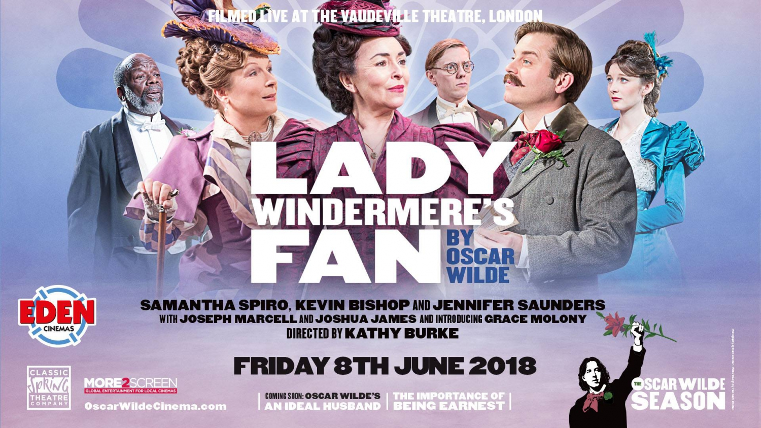 Oscar Wilde's Lady Windermere's Fan