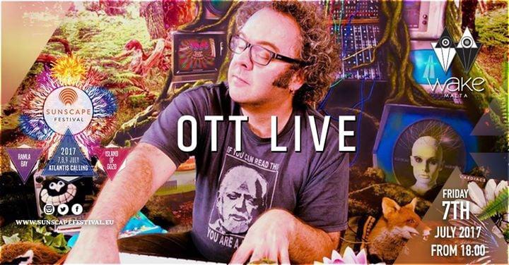 OTT Live at Sunscape Festival 2017