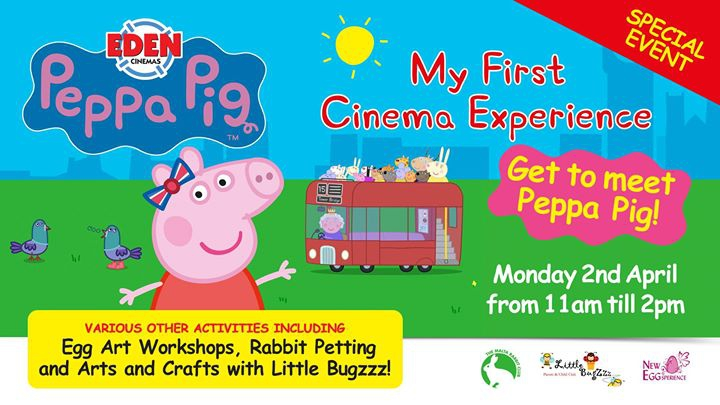 Peppa Pig-My First Cinema Experience