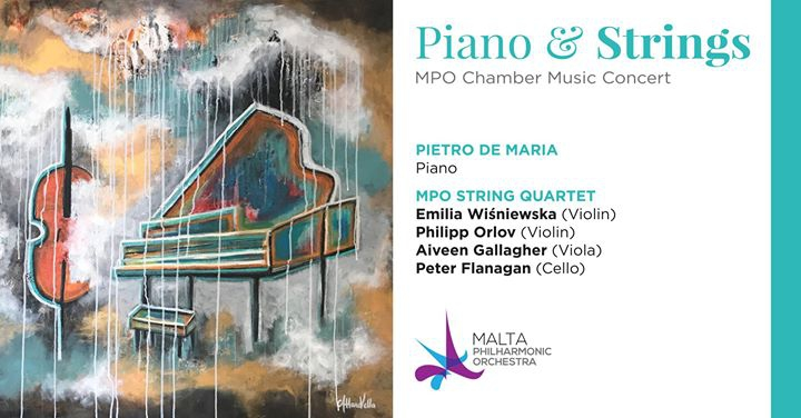Piano and Strings - MPO Chamber Concert