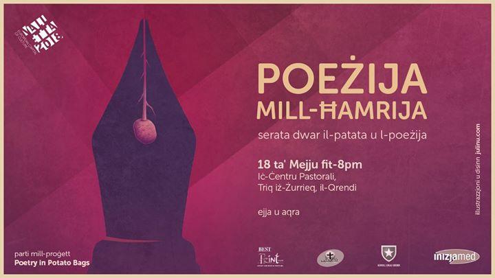 Poeżija mill-Ħamrija - Ejja u Aqra