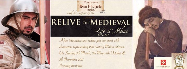 Relive the Medieval Life of Mdina