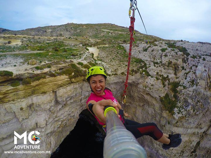 Ride Malta's Fastest & Craziest Zipline!
