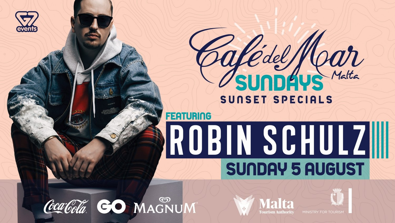 Robin Schulz at Café del Mar