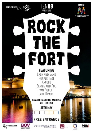 Rock The Fort