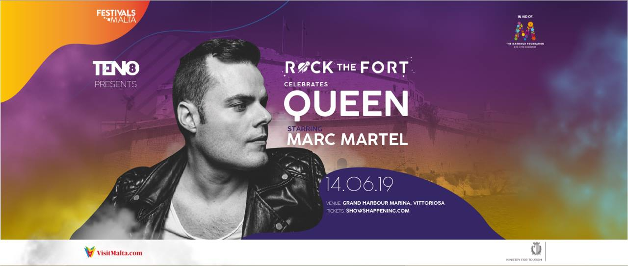 Rock The Fort celebrates QUEEN