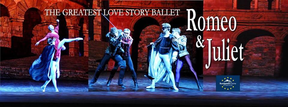 Romeo & Juliet Love Ballet