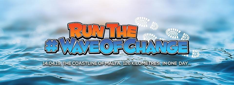 Run the #WaveOfChange