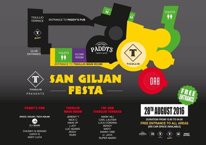 San Giljan Festa