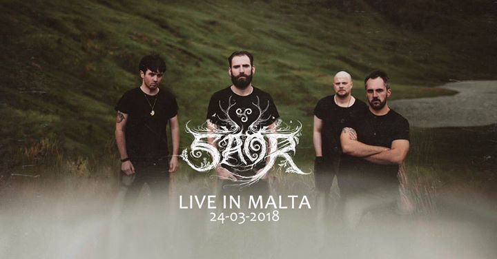 Saor / Rising Sunset / Fallen Icon