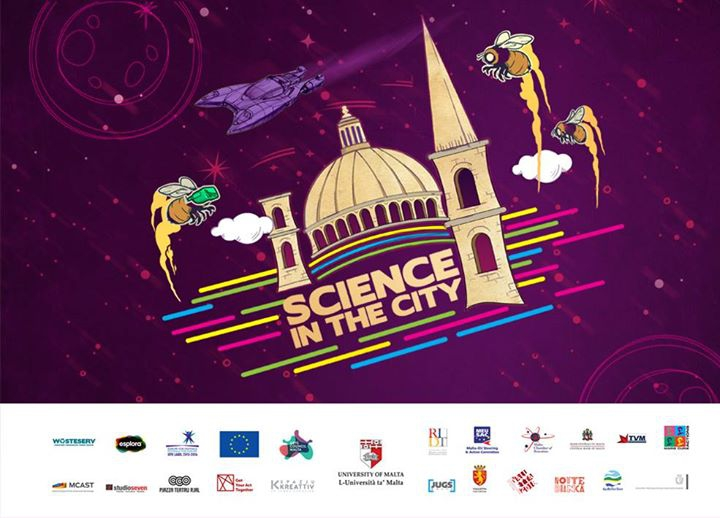 Science in the City Malta 2017