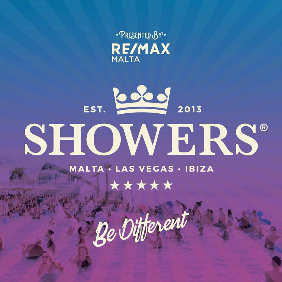 Showers: Malta 2018 - Presented By REMAX