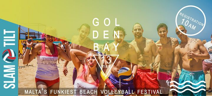 Slam Tilt Beach Volley Festival 2017