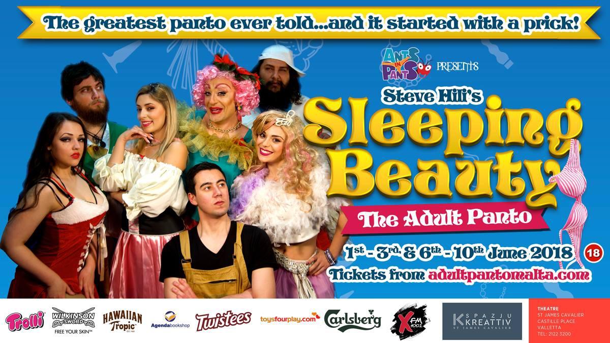 Sleeping Beauty: The Adult Panto