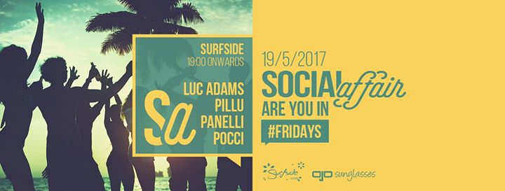 Social Affair - Summer Opening