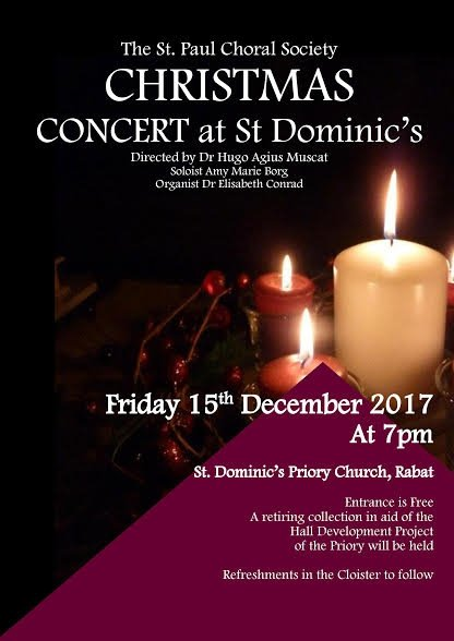 St Paul Choral Society - Christmas Concert