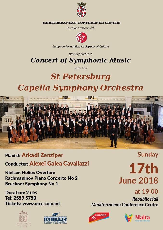 St Petersburg Capella Symphony Orchestra