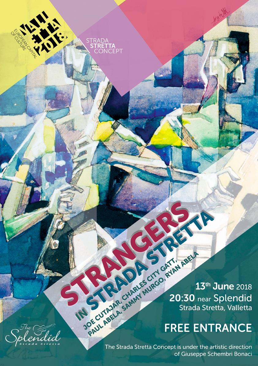 Strangers in Strada Stretta