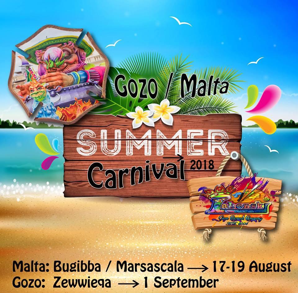 Summer Carnival 2017