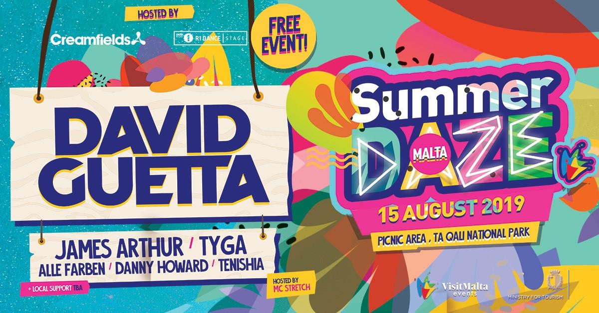 Summer Daze Malta - DAY 2