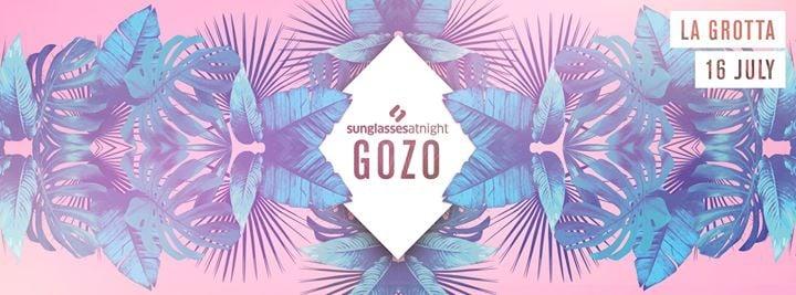 Sunglasses at Night - Gozo Summer Edition 2016 feat Dante Klein