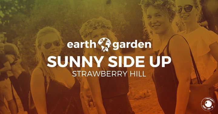 Sunny Side Up at Earth Garden 2018