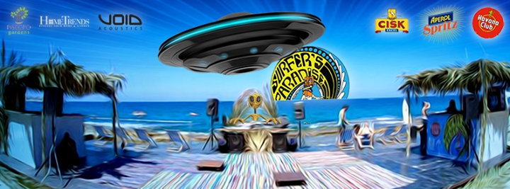 Surfer's Paradise 2016 - We are all Aliens! at Sliema Arts Festival