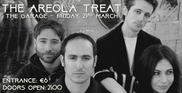 The Areola Treat Live at The Garage