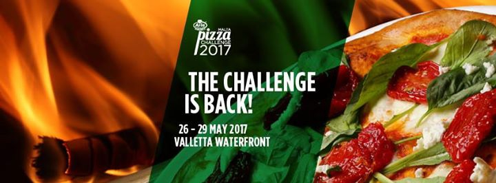 The Arla Malta Pizza Challenge 2017